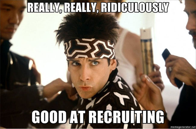 Recruiters, who needs them?